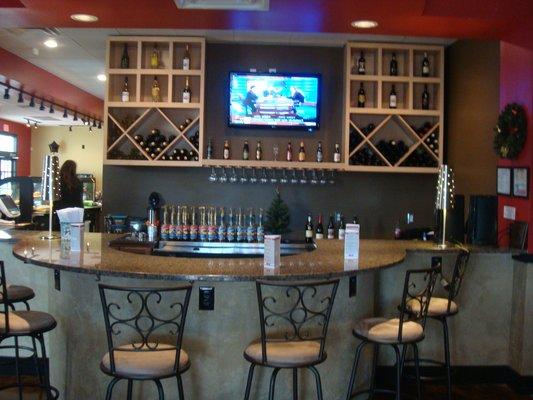 San Antonio Wine Bars The Beverage Bar And Cafe